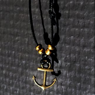 Necklace anchor