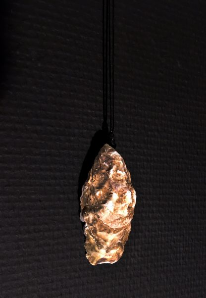 Necklace oyster shell