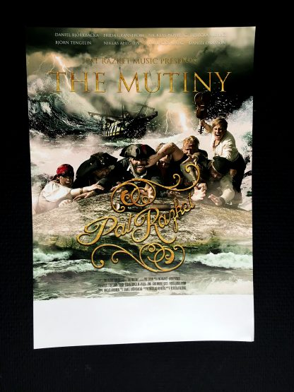 Poster The Mutiny