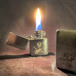 Zip-type lighters