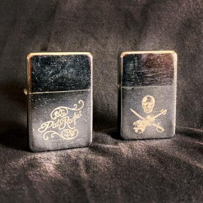 Zip-type lighters